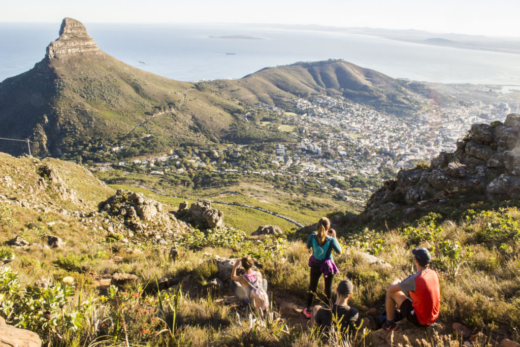Indian venster hike cape town