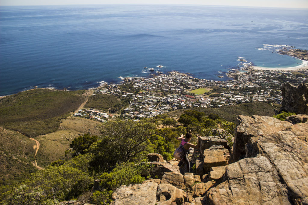 Camps Bay hike