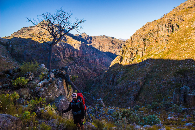 conquer the cape best hike cederberg