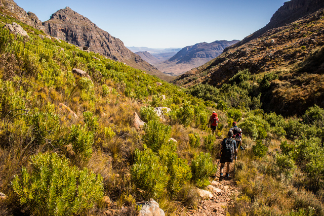 conquer the cape cederberg hike mountains