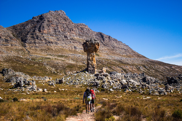 conquer the cape maltese cross and sneeuberg hike