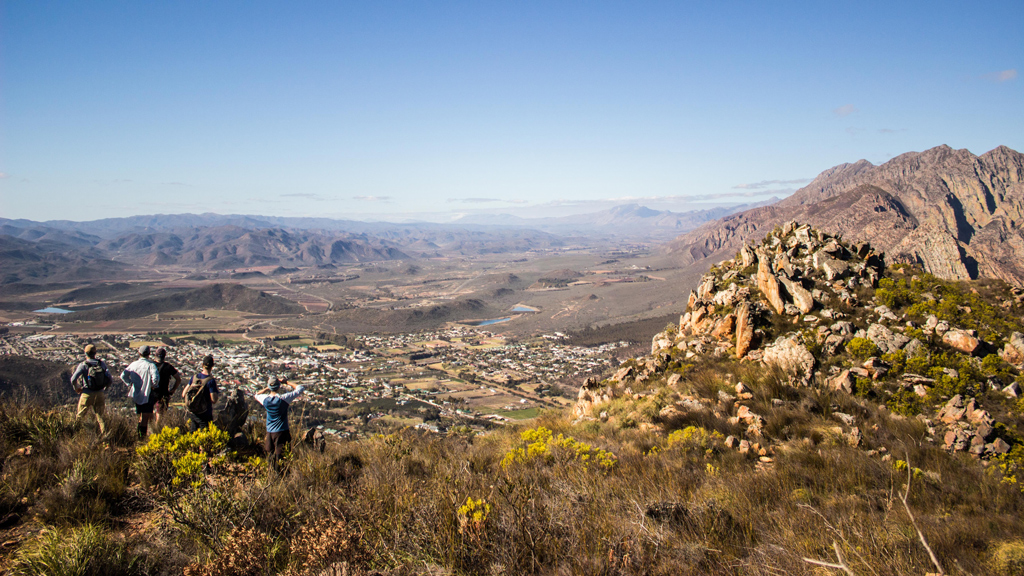 montagu mountain reserve hike cape overnight